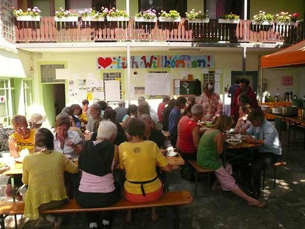 2012 Mittagessen